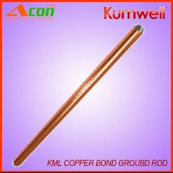KML COPPER BOND GROUND ROD